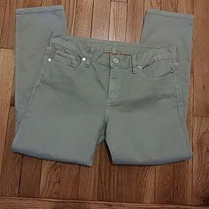 Tory Burch Alexa croppedJeans